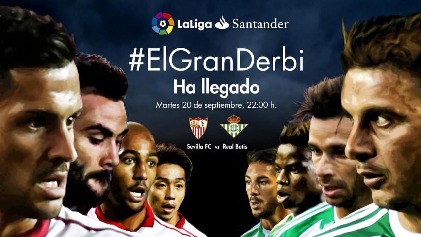 Sevilla FC y Real Betis se unen para promocionar la marca #ElGranDerbi