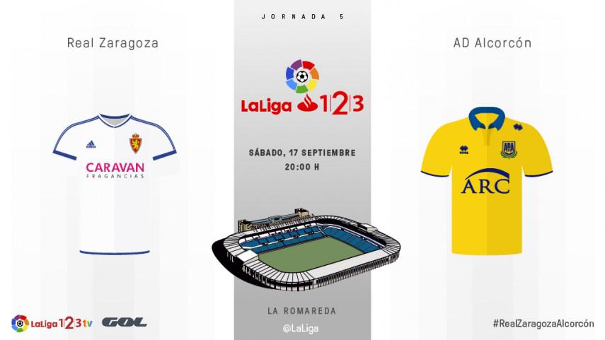El Zaragoza quiere la primera plaza de LaLiga 1|2|3