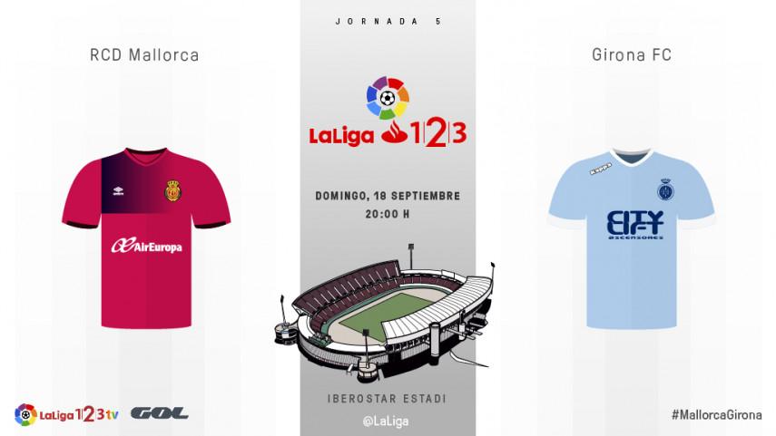 Los goles del Girona aterrizan en el Iberostar
