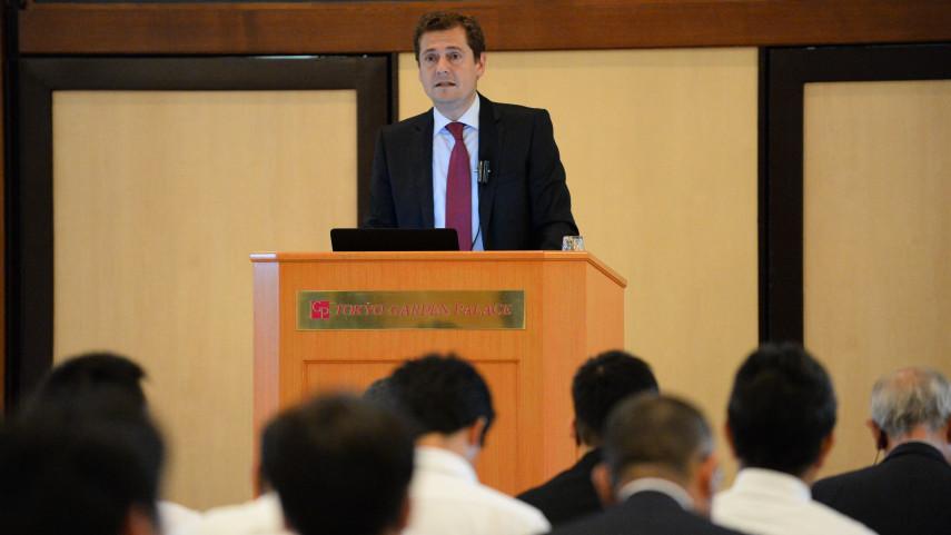 LaLiga participa en el Seminario de Integridad organizado por la liga japonesa en Tokio