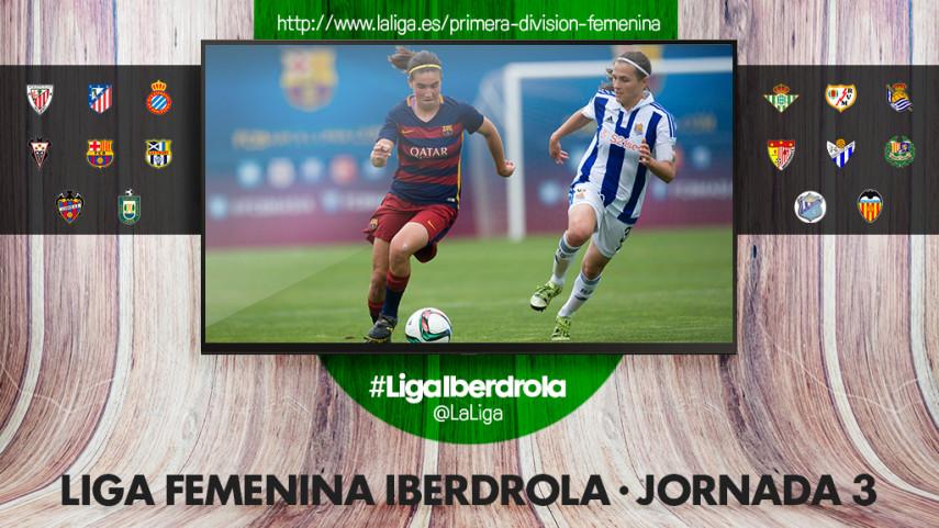 Regresa el fútbol femenino, regresa la #LigaIberdrola