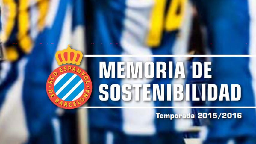 El Espanyol, primer club en publicar su informe de transparencia, actividad y desarrollo