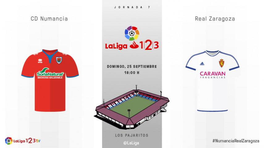 El Zaragoza busca su primera victoria a domicilio