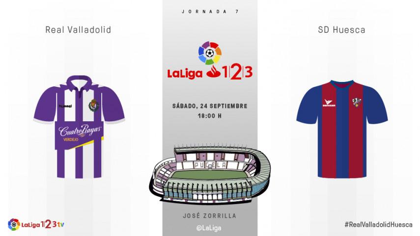 Valladolid y Huesca tienen deberes