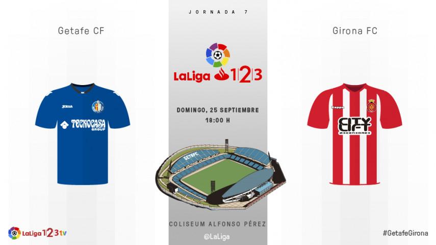 El Coliseum, territorio ansiado para Getafe y Girona