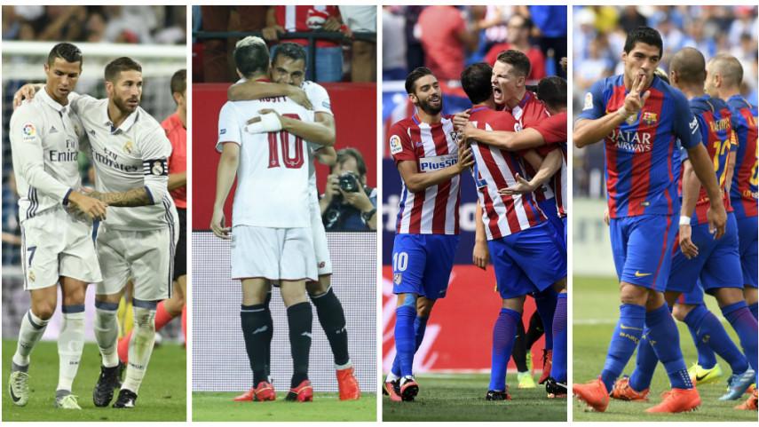 Mucho en juego para los equipos españoles en la última jornada de Champions
