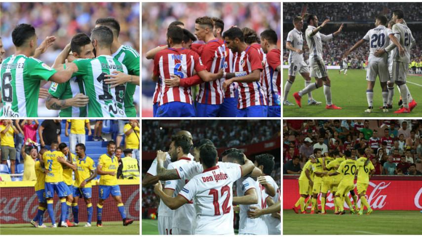¿Cuánto sabes de LaLiga Santander de esta temporada?
