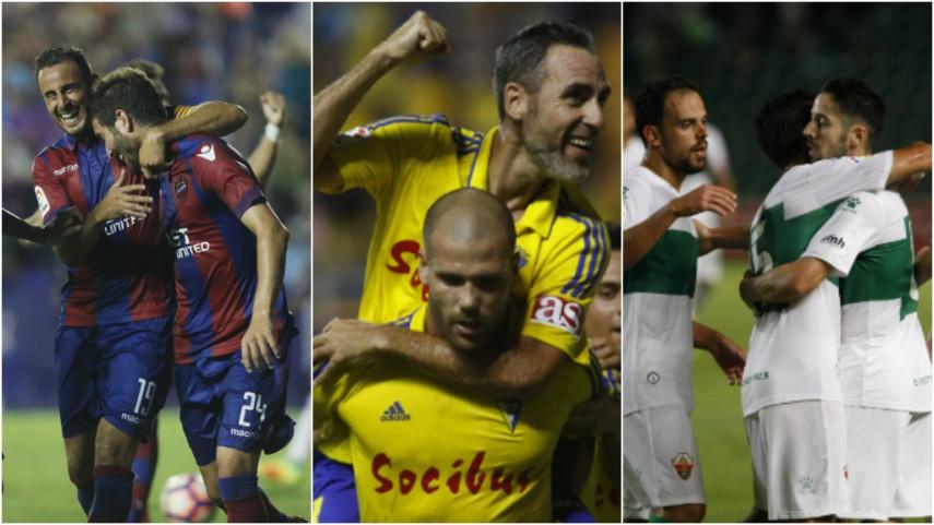 ¿Cuánto sabes de esta temporada de LaLiga 1|2|3?