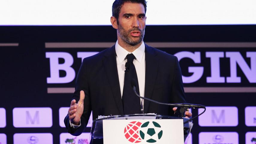 Fernando Sanz y Pedro Malabia cerraron la participación de LaLiga en Soccerex