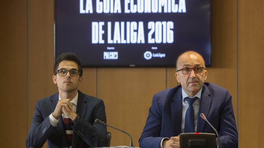 Palco23 presenta la Guía Económica de LaLiga 2016
