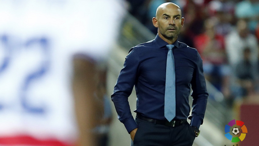Paco Jémez deja de ser entrenador del Granada CF