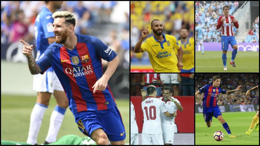 Los cinco jugadores que han sumado más puntos en una sola jornada de LaLiga Fantasy MARCA