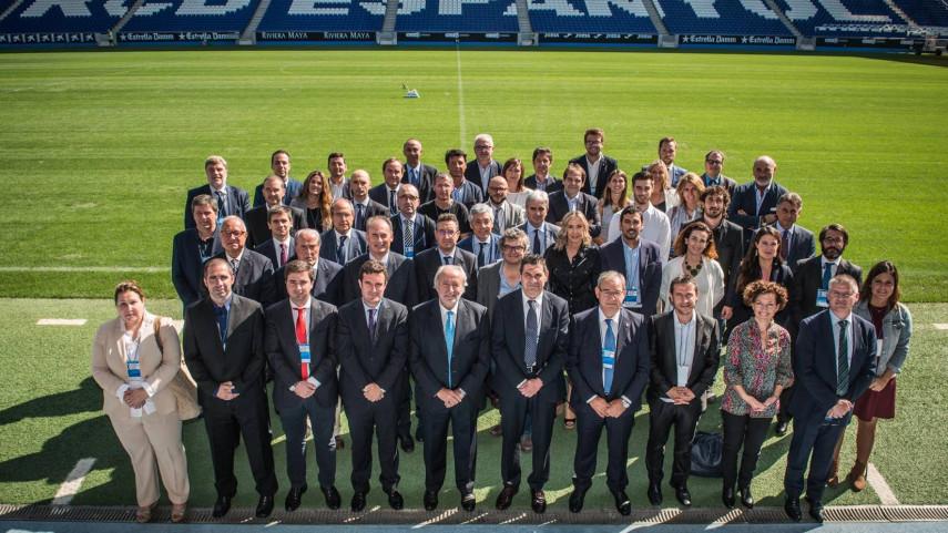 Éxito de participación en el X Encuentro de Fundaciones de Clubes de Fútbol Profesional