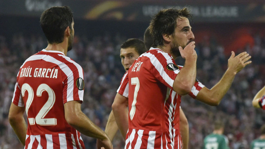 Celta, Athletic y Villarreal completan una gran semana europea para los equipos de LaLiga