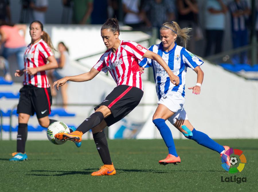 Pinchazos de Athletic y Atlético en Huelva y Zaragoza