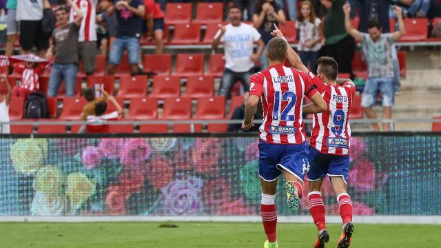 El Girona se mete en playoffs tras vencer el derbi ante el Reus