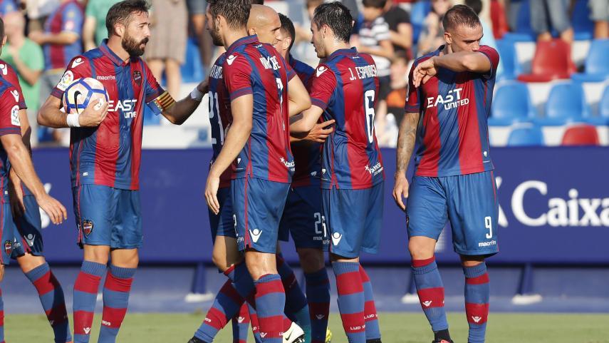 Levante y Lugo no aflojan el ritmo en LaLiga 1l2l3