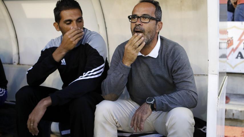 """Álvaro Cervera: """"Las claves del Cádiz son mucho trabajo y fe"""