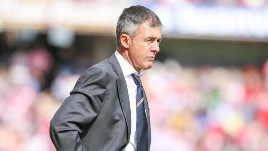 Lucas Alcaraz, nuevo entrenador del Granada CF