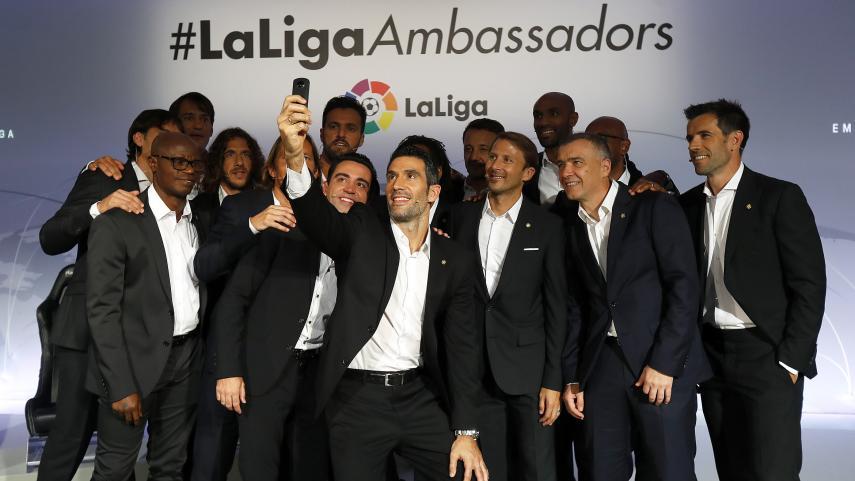 ¿Sabrías adivinar cuál es la canción favorita de cada integrante de #LaLigaAmbassadors?