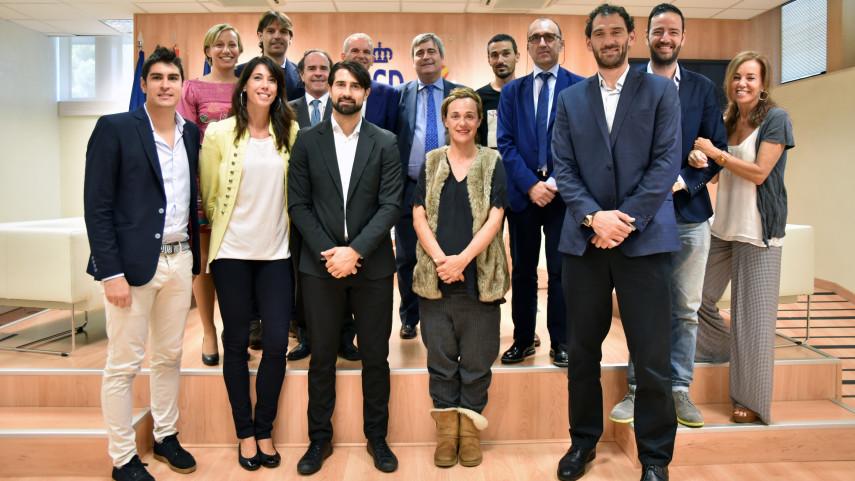 Presentado el Programa Executive en Gestión Deportiva del Centro de Estudios Garrigues y LaLiga