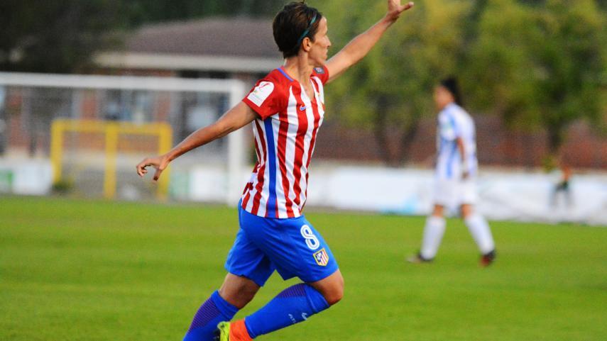 Sonia Bermúdez, máxima goleadora de la Liga Iberdrola una semana más