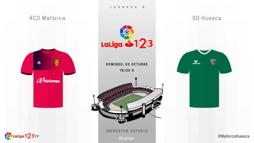 La escalada hacia los play-off pasa por Mallorca