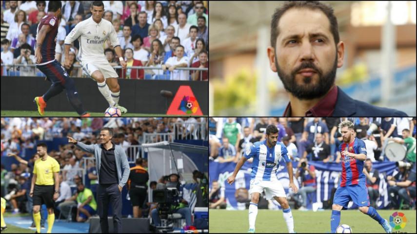 Descubre qué futbolistas fueron galardonados en la pasada edición de los #PremiosLaLiga