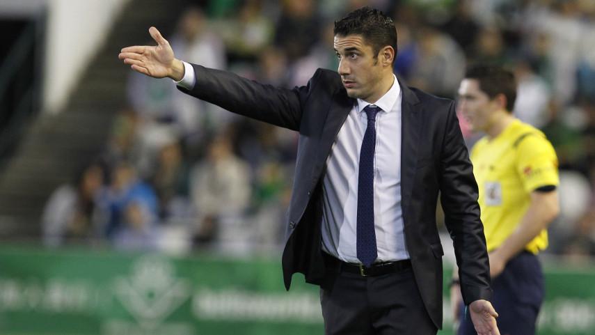 Julio Velázquez, nuevo entrenador de la AD Alcorcón