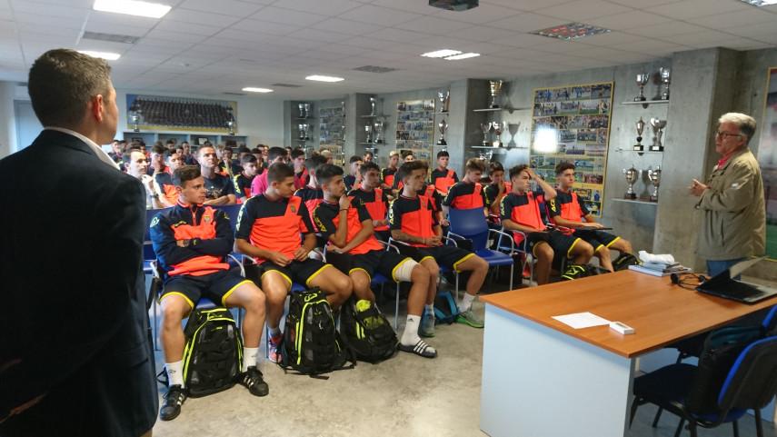 Las Palmas, Córdoba y Getafe acogen los talleres de integridad
