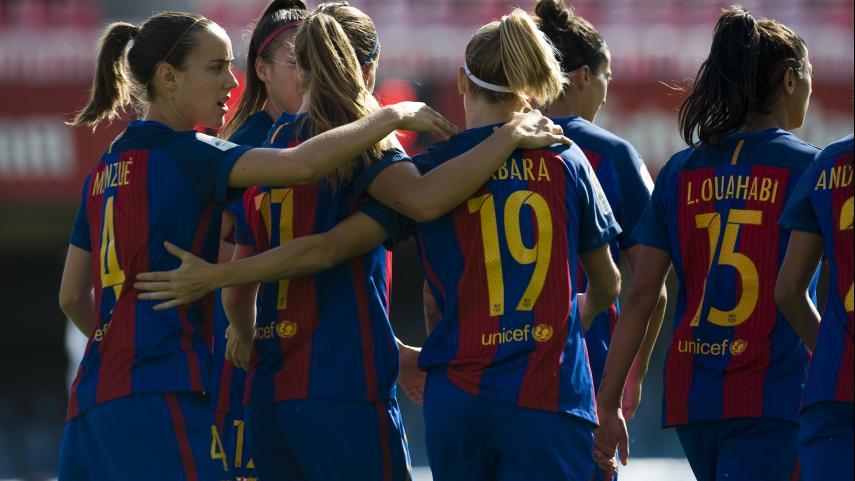 El Twente, rival del Barcelona en octavos de UEFA Women's Champions League