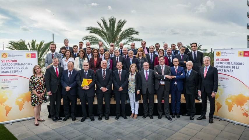 LaLiga formó parte del jurado de la VII edición de Embajadores de la Marca España