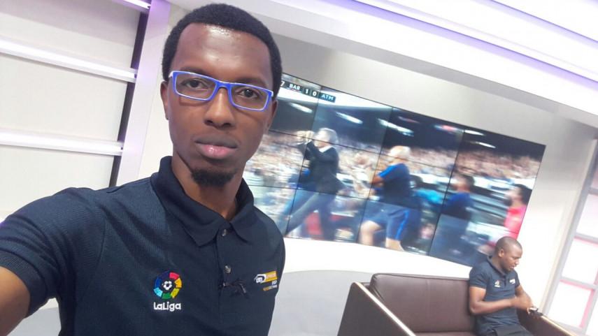 Los jugadores africanos de LaLiga desatan las pasiones de los tanzanos
