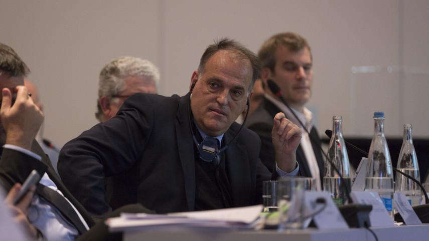 La EPFL resuelve el memorándum de entendimiento con la UEFA