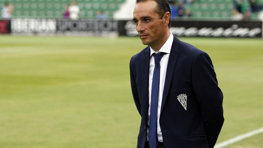 José Luis Oltra deja de ser entrenador del Córdoba