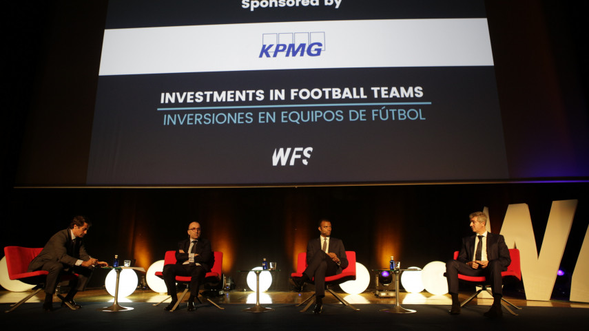 LaLiga participa en la primera edición de World Football Summit