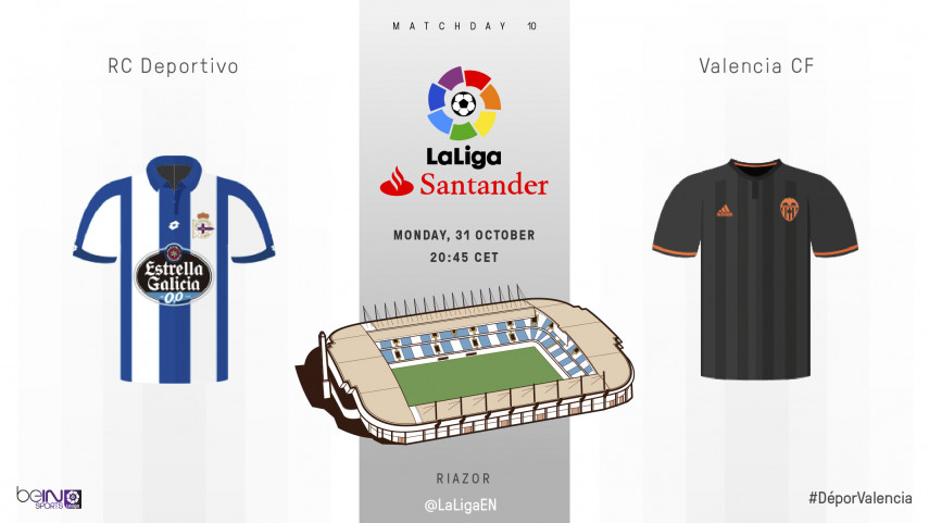 Breathing room up for grabs at Riazor