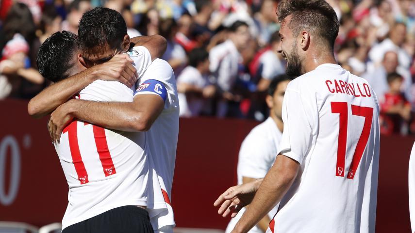 El Sevilla Atlético desborda ilusión en LaLiga 1l2l3