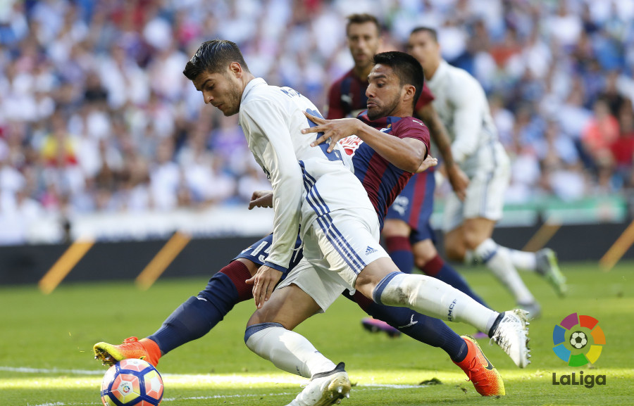 Чемпионат Испании. «Эйбар»— «Реал» 1:4. Справились ибез Роналду