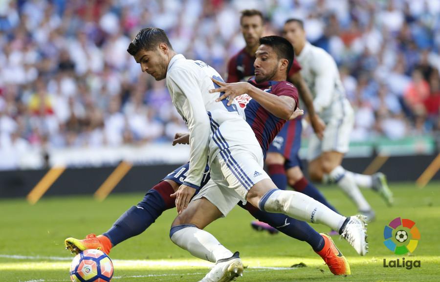«Эйбар»— «Реал», голы: видеообзор матча