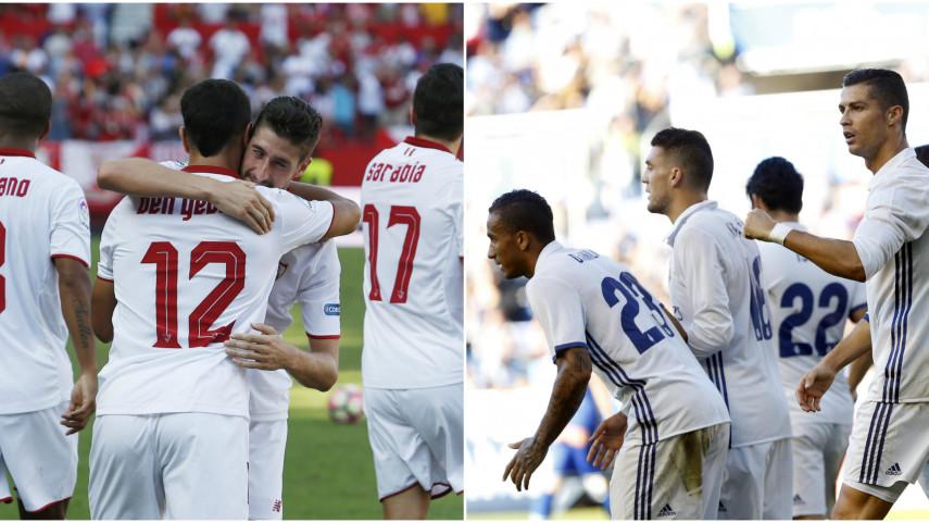 Sevilla y Real Madrid buscan también el pase a octavos de la Champions
