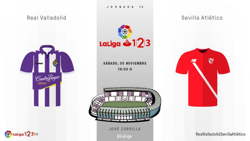 Valladolid y Sevilla Atlético quieren mantener la inercia