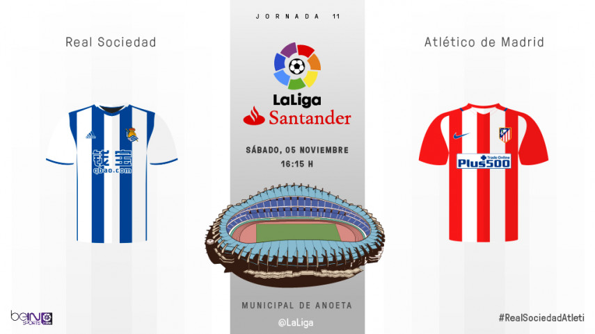 El Atlético, siguiente reto para una Real Sociedad al alza