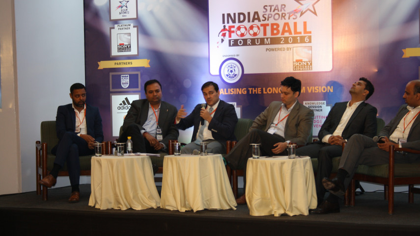 LaLiga, protagonista en el India Football Forum