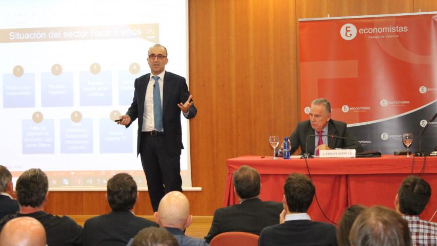 """Javier Gómez: """"El control económico garantiza una competición más equitativa"""""""