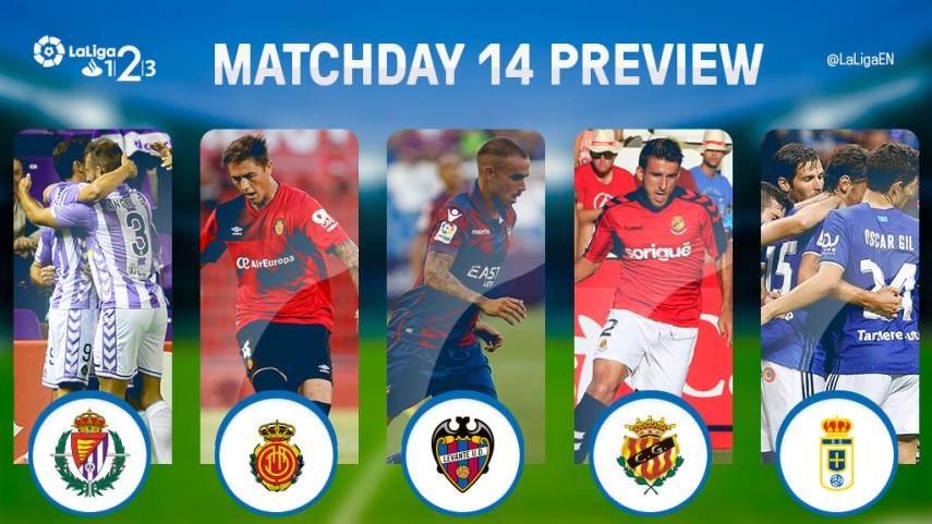 Oviedo, Sevilla At. and Reus look to close the gap at the top