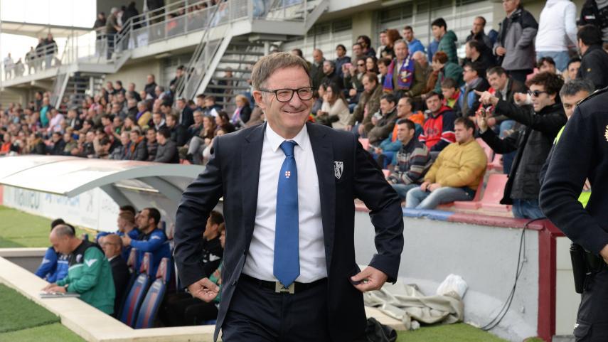 Juan Antonio Anquela will coach R. Oviedo next season