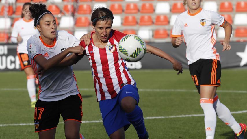 Sonia Bermúdez repite una semana más como máxima goleadora de la Liga Iberdrola