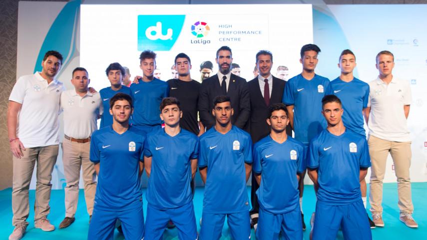 La segunda edición de du Football Champions cuenta ya con más de cinco mil jóvenes inscritos