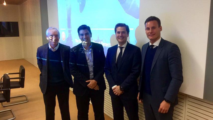 Jornada de trabajo entre LaLiga y UEFA en materia de integridad en el fútbol